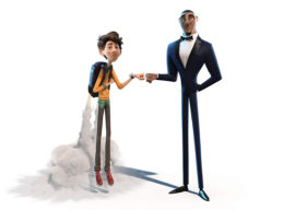 "Trailer Released for Fox's Animated Film ""Spies in Disguise"""