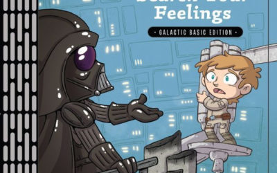 "Children's Book Review - ""Star Wars: Search Your Feelings"""