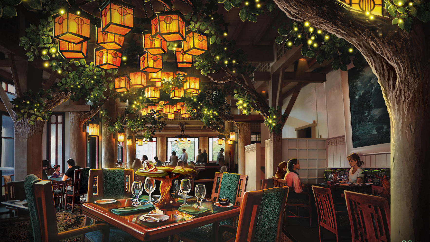 Menu Revealed For Storybook Dining At Artist Point With