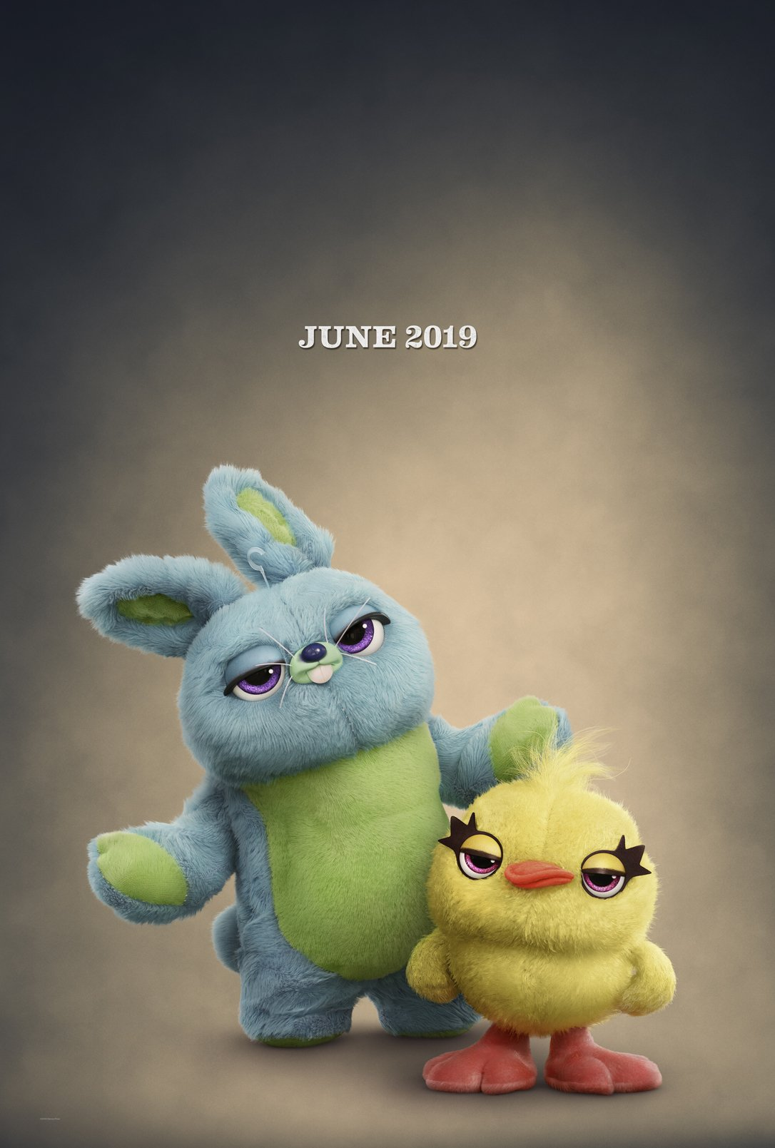 u0026quot toy story 4 u0026quot  posters  video introduce new toys ducky and