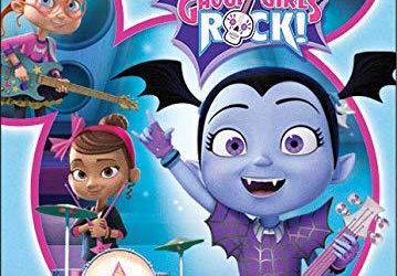 "DVD Review - ""Vampirina: Ghoul Girls Rock"""