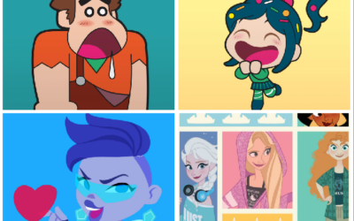 Four Must-Have Wreck-It Ralph 2 Phone Backgrounds