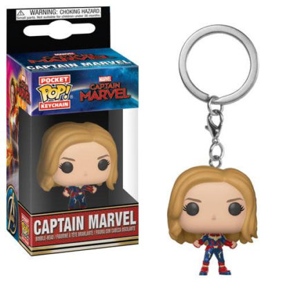 Captain Marvel Funko Pop! figures
