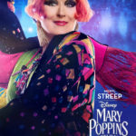 "Disney Reveals New Character Posters for ""Mary Poppins Returns"""