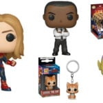 Captain Marvel Funko Pop! Figures Coming Soon