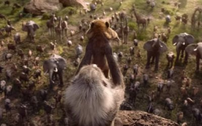 Social Media Reactions to The Lion King Teaser