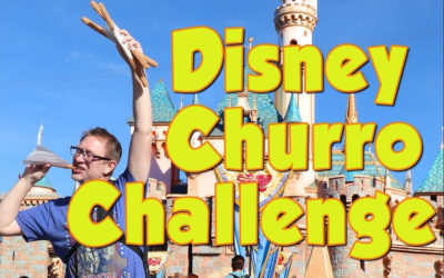 Video Pick: Space Mountain Churro Challenge