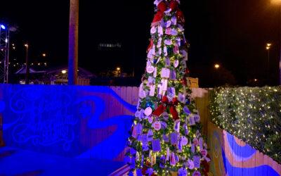 Photos: Disney Springs 2018 Christmas Tree Trail