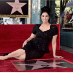 Actress Sarah Silverman Receives Star on Hollywood Walk of Fame