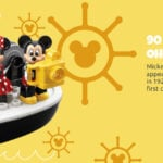 LEGO Looks at the History of Mickey and Minnie Mouse As Told Through DUPLO