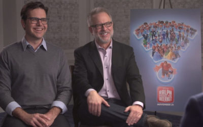 """Ralph Breaks The Internet"" Directors Talk Movie, Princesses and Kylo Ren"