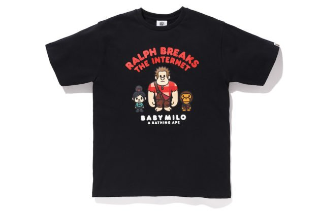 Disney's Ralph Breaks the Internet x BAPE