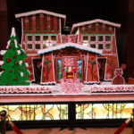"Video: ""Grand"" Gingerbread House Decks the Halls at Disney's Grand Californian Hotel"