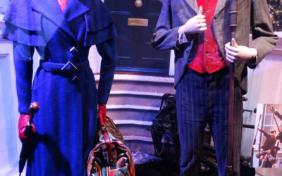 "Video: ""Mary Poppins Returns"" Opens with Costume Displays, More at El Capitan Theatre"