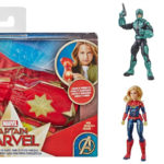 Hasbro Reveals Captain Marvel Line to Debut in Early 2019