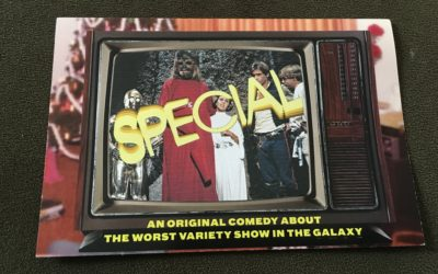 "Play Review: ""Special"" Offers Hilarious Take on How the Star Wars Holiday Special Came to Be"