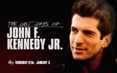 "ABC News Announces Two-Hour Documentary ""The Last Days of John F. Kennedy Jr."""