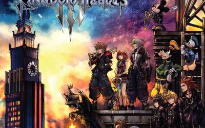 Kingdom Hearts pop-up experience