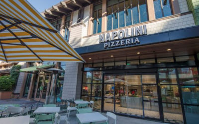 Napolini Pizzeria Now Open in Downtown Disney District at Disneyland Resort