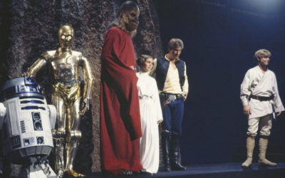 """The Star Wars Holiday Special"" to be Turned Into a Behind-The-Scenes Stage Show in LA"