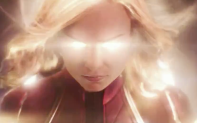 "Second ""Captain Marvel"" Trailer Debuts During Monday Night Football"