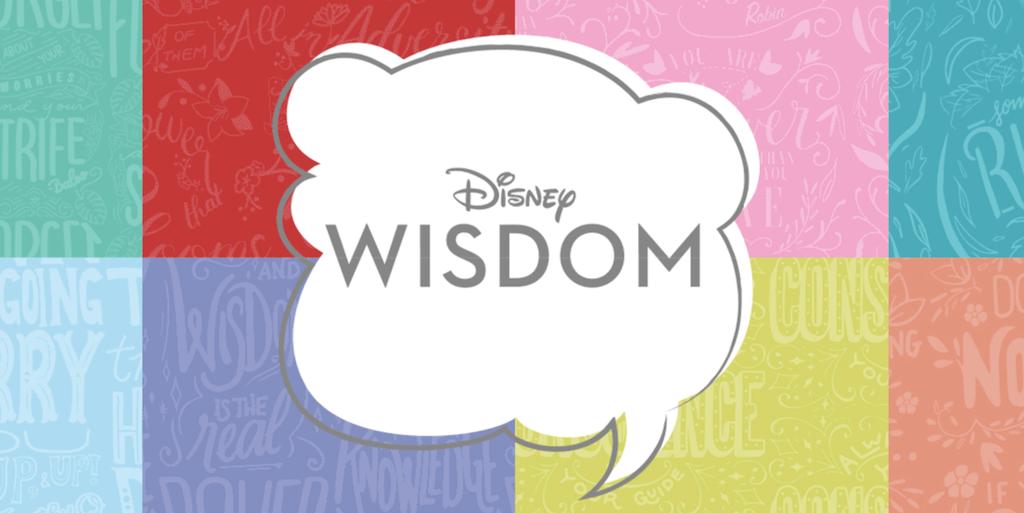 Shopdisney Previews 2019 Disney Wisdom Collection