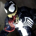 Exclusive New Venom Figure from Diamond Available Now on ShopDisney
