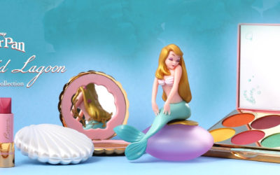 "Bésame Cosmetics Presents ""Peter Pan"" Mermaid Lagoon Collection"