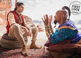 """EW Shares First Look at Disney's Live-Action """"Aladdin"""""""