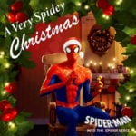 """Joy to the Spider-Verse! Sony's """"A Very Spidey Christmas"""" EP is Now Available"""