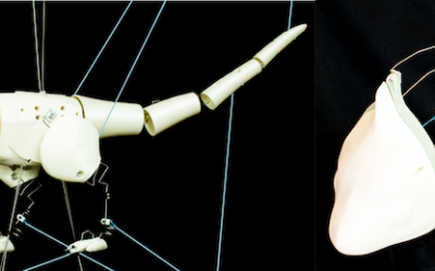 Kinetic Wire Characters are Newest Achievement for Disney Researchers