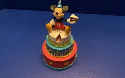 """Mickey's Birthday Wishes"" by Precious Moments Review"
