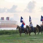 Severe Thunderstorm in Galveston, TX Delays Disney Wonder Return