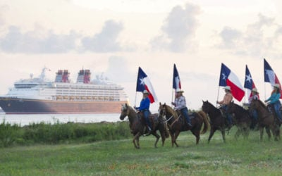 Severe Thunderstorm in Galveston, TX Delays Disney Wonder Return