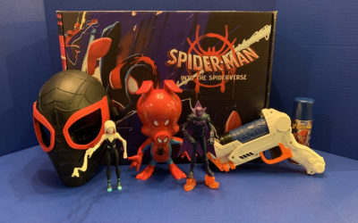 "Toy Review - ""Spider Man: Into the Spider-Verse"" by Hasbro"