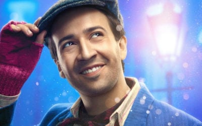 "Why Lin-Manuel Miranda Doesn't Want You to Listen to the ""Mary Poppins Returns"" Soundtrack...Yet"