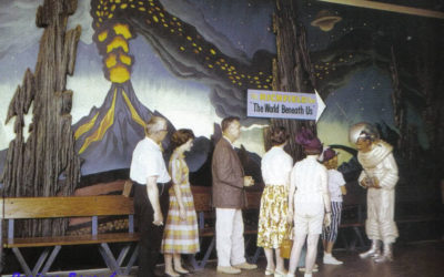 Disney Extinct Attractions: Space Station X-1, The World Beneath Us, and Wonders of China