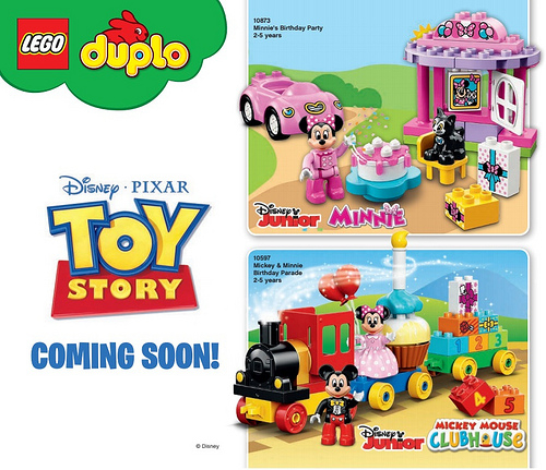 Toy Story 4 Lego Sets Reportedly Coming This Summer Laughingplace Com