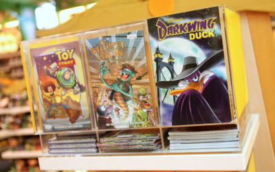 Disney Book Upcoming Releases