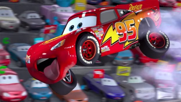 9ff363d84d This will be the untold story of Lightning McQueen – as told by Lightning  McQueen!
