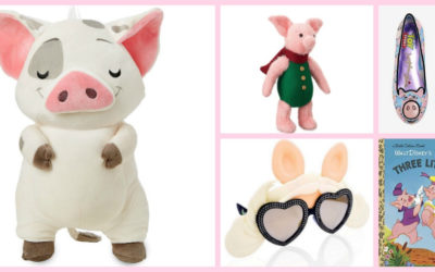 Celebrate the Year of the Pig With Disney Pigs Merchandise