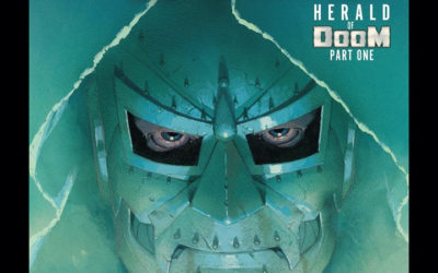 "Comic Review - ""Fantastic Four #6"""
