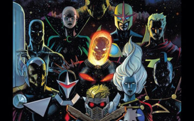 "Comic Review - ""Guardians of the Galaxy #1"""