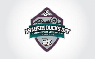 Disney Announces Offerings for Anaheim Ducks Day at Disney California Adventure