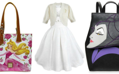 """Disney Commemorates 60th Anniversary of """"Sleeping Beauty"""" with New Apparel, Accessories, and More"""