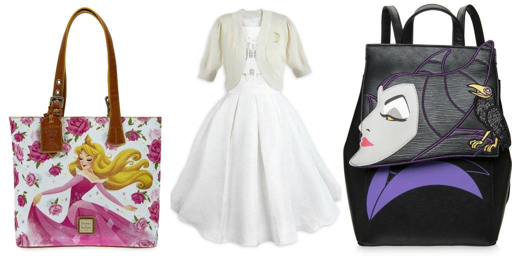 ddad9db8d48 Dooney   Bourke is honoring Princess Aurora and her three fairy friends  (Flora