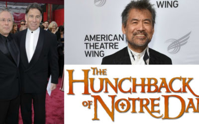 "Disney Reportedly Developing Live-Action ""Hunchback"" Musical"