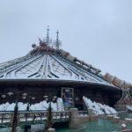 Disneyland Paris Sees Snowfall, Making the Gorgeous Park Even More Beautiful