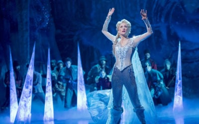 "Disney's ""Frozen: The Broadway Musical"" is Heading to Australia in 2020"