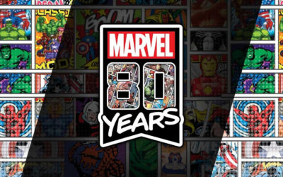 Epic Celebration Planned for Marvel's 80th Anniversary